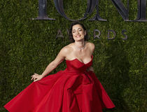Laura Michelle Kelly at the 2015 Tony Awards Stock Images