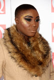 Laura Mvula Royalty Free Stock Photography