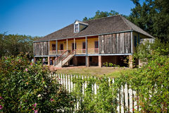 Laura Plantation House Stock Photo