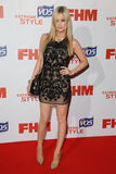 Laura Whitmore Royalty Free Stock Photography