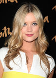 Laura Whitmore Stock Image