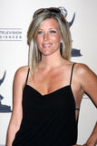 Laura Wright arrives at the ATAS Daytime Emmy Awards Nominees Reception Stock Photo