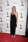 Laura Wright arrives at the ATAS Daytime Emmy Awards Nominees Reception Stock Images