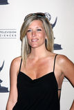 Laura Wright arrives at the ATAS Daytime Emmy Awards Nominees Reception Royalty Free Stock Photography
