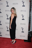 Laura Wright arrives at the ATAS Daytime Emmy Awards Nominees Reception Royalty Free Stock Images