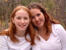 Laura y Maria 1 Fotografía de archivo libre de regalías