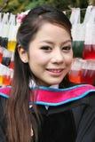 Laureato dell'asiatico. Immagine Stock