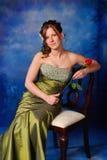 Laureato della High School abbastanza Fotografie Stock
