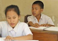 LAUREATO PIÙ POCO QUALIFICATO DELL'INDONESIA Fotografie Stock Libere da Diritti