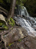 Laurel Fall, Great Smoky Mountains Royalty Free Stock Photos