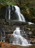 Laurel Falls In The Smoky Mountains NP Royalty Free Stock Image