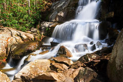 Laurel Falls in the Smokies Stock Photos