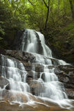 Laurel Falls - Smoky Mountains Royalty Free Stock Image