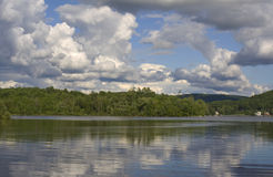 Laurel Lake Stock Images