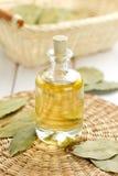 Laurel oil Royalty Free Stock Image