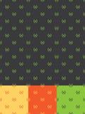 Laurel Pattern sem emenda ilustração royalty free