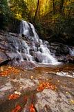 Laurel waterfall Royalty Free Stock Image