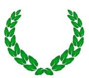 Laurel wreath. Royalty Free Stock Image