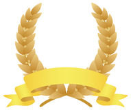 Laurel wreath Royalty Free Stock Photography