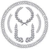 Laurel wreath vector illustration
