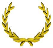 The laurel wreath Royalty Free Stock Photo