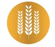 Laurel Wreath Icon Design Images stock