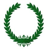 Laurel Wreath Illustration Stock Images