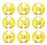 laurel wreath Royalty Free Stock Photos