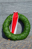 Laurel wreath Royalty Free Stock Photo