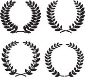 Laurel wreath Royalty Free Stock Photos