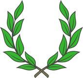 Laurel wreath (Vector) vector illustration