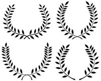 Laurel Wreaths Immagini Stock
