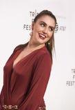 Lauren Adams no festival de cinema 2017 de Tribeca Imagem de Stock