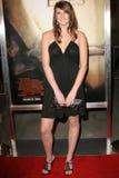 Lauren Aleksandria Hooser przy Los Angeles premiera 'wzgórza oczy'. Arclight kina, Hollywood, CA. 03-09-06 Obrazy Royalty Free