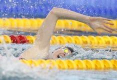 Lauren Boyle  Coupe du monde à Chartres Royalty Free Stock Images