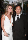 Lauren Bush Lauren and David Lauren Stock Photography