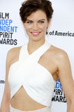 Lauren Cohan. At the 2016 Film Independent Spirit Awards held at the Santa Monica Beach in Santa Monica, USA on February 27, 2016 Stock Photos