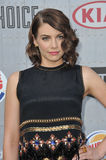 Lauren Cohan. LOS ANGELES, CA - JUNE 7, 2014: Lauren Cohan at Spike TV's 2014 Guys Choice Awards at Sony Studios, Culver City Stock Image
