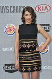 Lauren Cohan. LOS ANGELES, CA - JUNE 7, 2014: Lauren Cohan at Spike TV's 2014 Guys Choice Awards at Sony Studios, Culver City Stock Photo