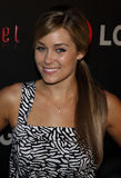 Lauren Conrad. Arrives to the Launch of the Scarlet HD TV Series held at the Pacific Design Center in West Hollywood, California, United States on April 28 stock photography