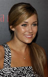 Lauren Conrad. Attends the Launch of the Scarlet HD TV Series held at the Pacific Design Center in West Hollywood, California, United States on April 28, 2008 Stock Image