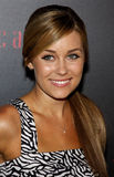 Lauren Conrad. Attends the LG Electronics` LG Launch of the `Scarlet` HDTV Series held at the Pacific Design Center in West Hollywood, California, United States Royalty Free Stock Photos