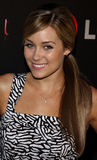 Lauren Conrad. WEST HOLLYWOOD, CALIFORNIA. Monday April 28, 2008. Lauren Conrad attends the Launch of the Scarlet HD TV Series held at the Pacific Design Center royalty free stock image