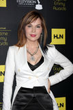 Lauren Koslow arrives at the 2012 Daytime Emmy Awards Stock Image