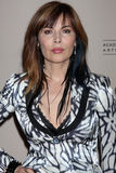 Lauren Koslow arrives at the ATAS Daytime Emmy Awards Nominees Reception. LOS ANGELES - JUN 14:  Lauren Koslow arrives at the ATAS Daytime Emmy Awards Nominees Royalty Free Stock Photos