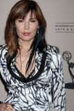 Lauren Koslow arrives at the ATAS Daytime Emmy Awards Nominees Reception Stock Photos