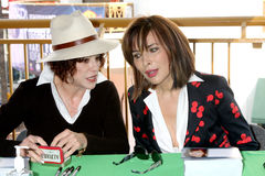 Lauren Koslow, Louise Sorel Royalty Free Stock Image