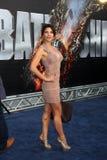 Lauren Sanchez arrives at the  Stock Photo