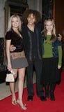 Lauren Storm et Corbin Bleu image stock