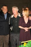 Laurence Fishburne, Marg Helgenberger, William Petersen Stock Photography